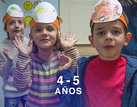 Cursos de inglés infantil pre-school Córdoba