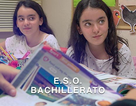 Cursos de inglés secundaria ESO Bachillerato Córdoba