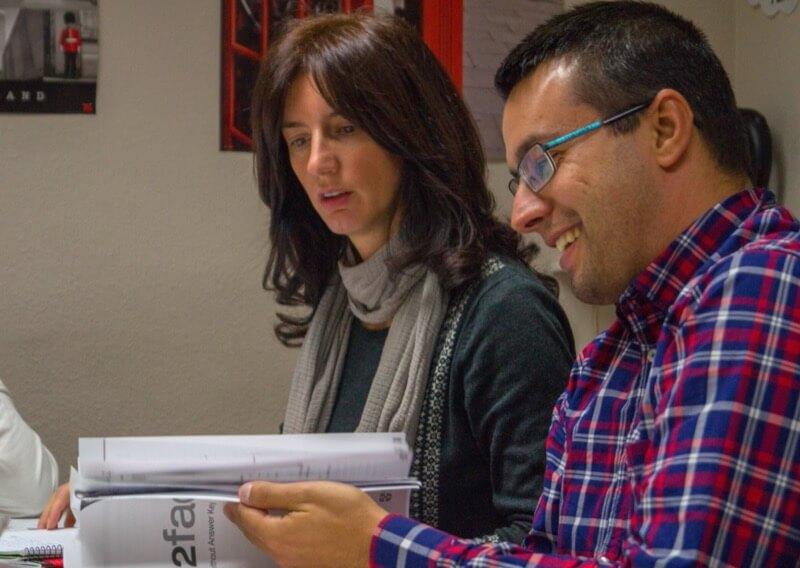 Cursos de inglés para adultos en Córdoba